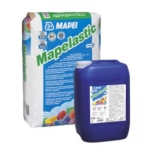 Hidroizolacija Mapelastic A i B (Mapei)